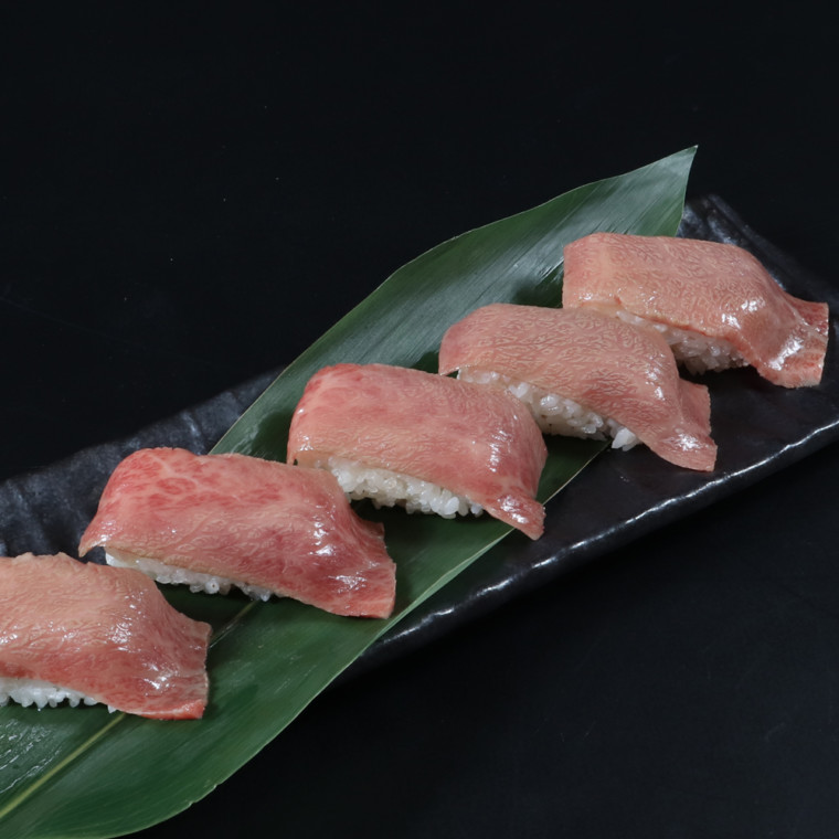 炙り寿司 5貫